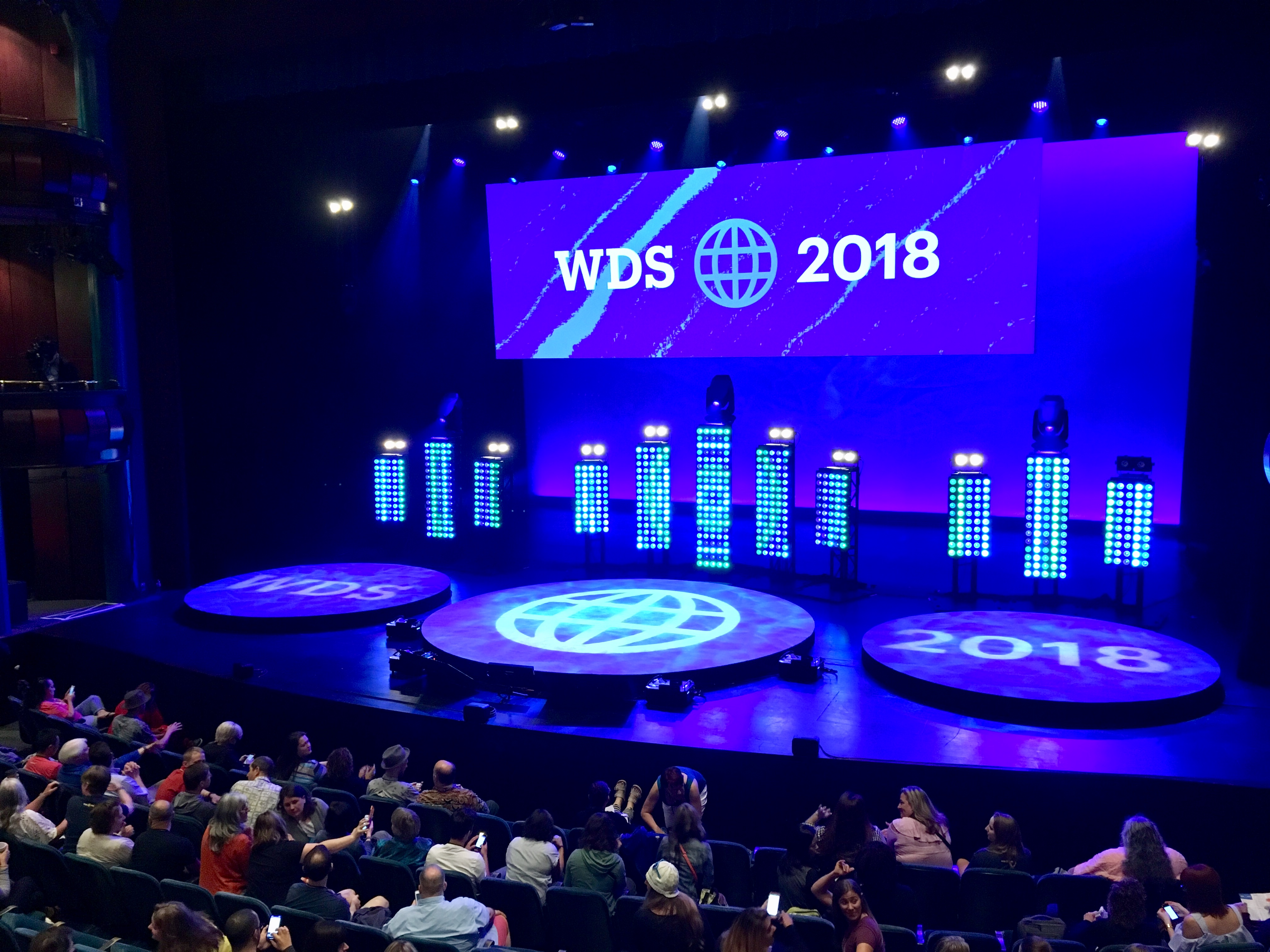 Looking back on WDS 2018